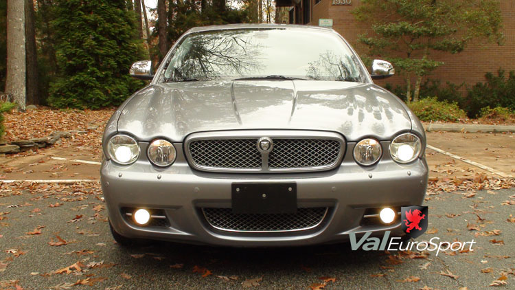 2008 jaguar xj8 super 8 v8 xjr vanden plas vdp. Black Bedroom Furniture Sets. Home Design Ideas