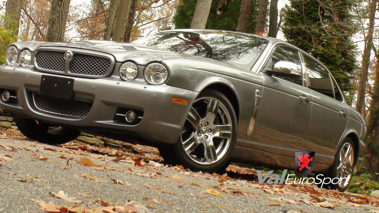 2008 jaguar xj8 super 8 v8 xjr vanden plas vdp ebay. Black Bedroom Furniture Sets. Home Design Ideas