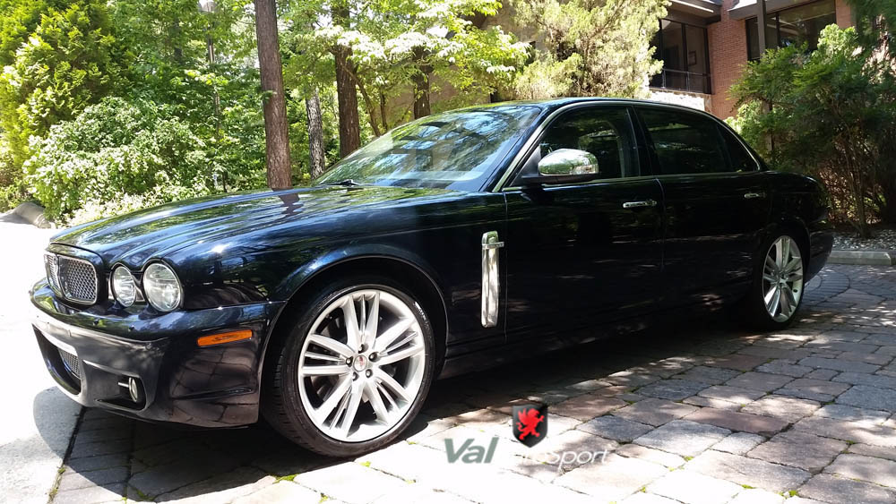 2009 jaguar xjr super v8 portfolio sport sedan luxury. Black Bedroom Furniture Sets. Home Design Ideas