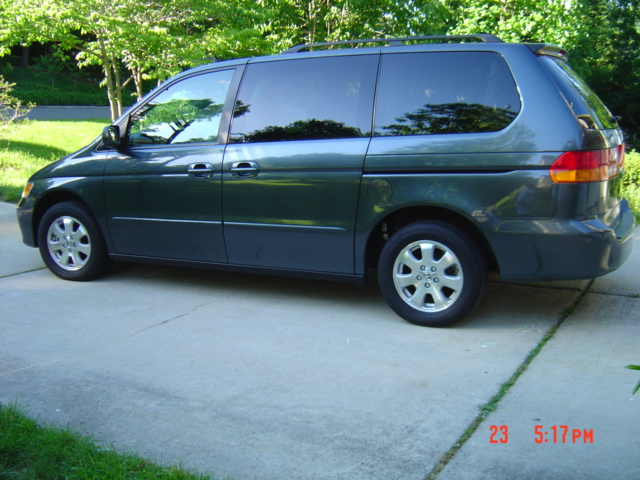 2003 honda odessay reviews