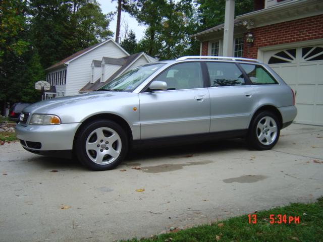 1998 Audi A6 Avant. 1998 Audi A4 2.8L AVANT